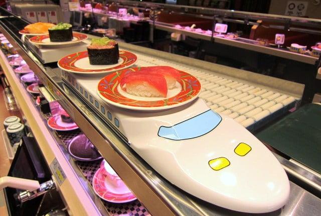Ucuz sushi