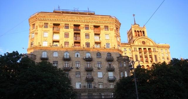 Ukrayna Sovyet mimarisi
