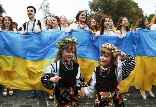 Ukraynaya pasaportsuz kimlikle seyahat