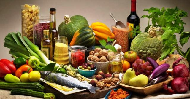Uzun ömür sağlıklı beslenme