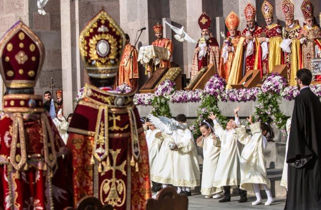 Vagharshapat Armenia