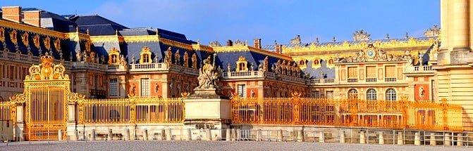 Versay Sarayı gezilecek yerler