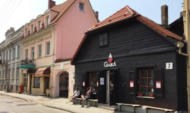 Vilnius eğlence