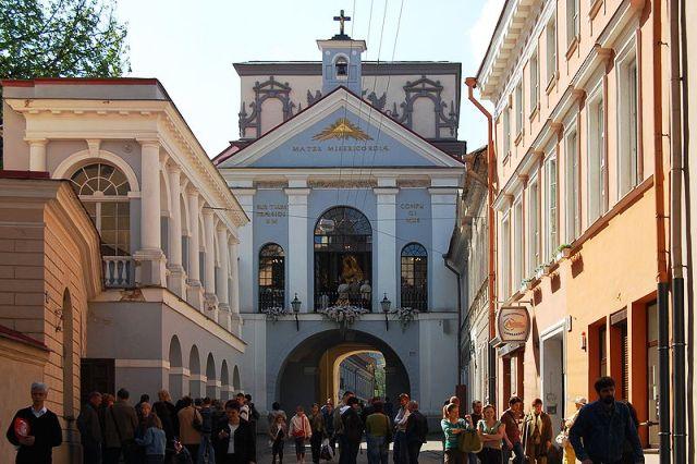 Vilnius gezi notları