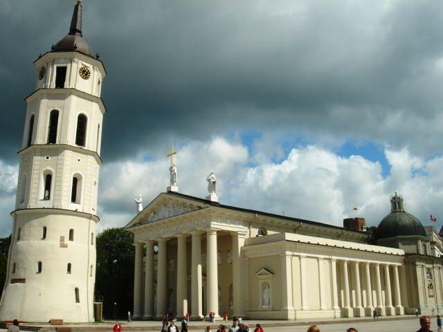 Vilnius rehberi gezilecek noktalar