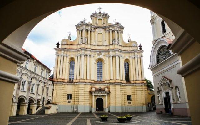 Vilnius Üniversite