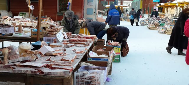 yakutistan gezisi