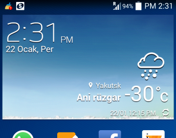 yakutsk iklimi