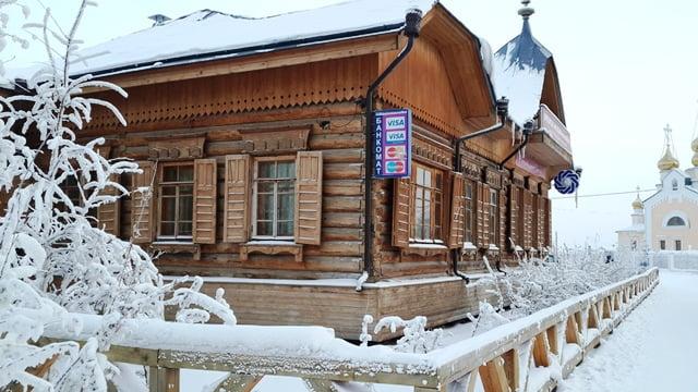 yakutsk'ta yaşam
