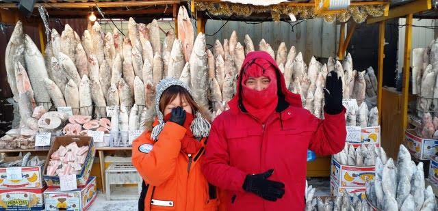yakutsk gezisi