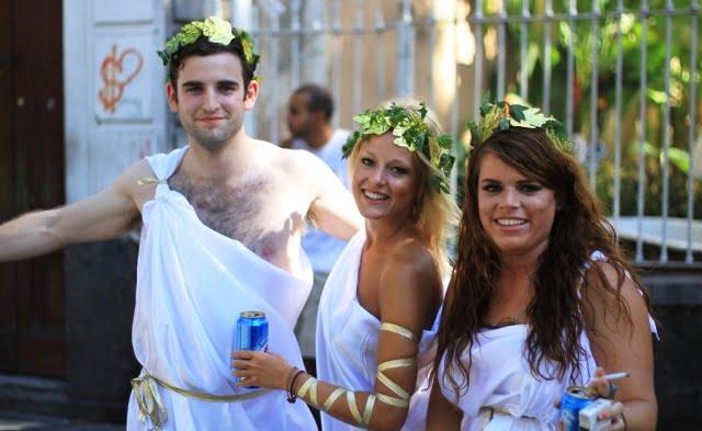 Yunanistan insanlar