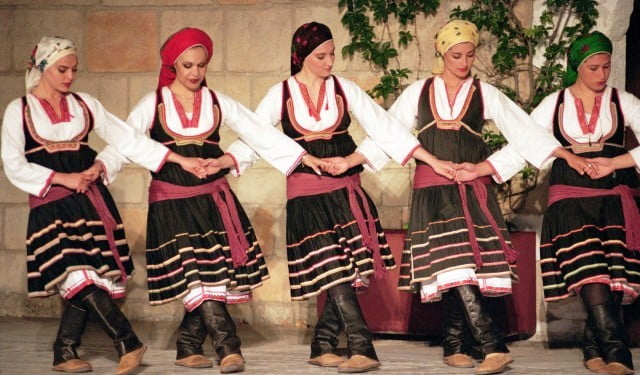 Yunanistan kültürü