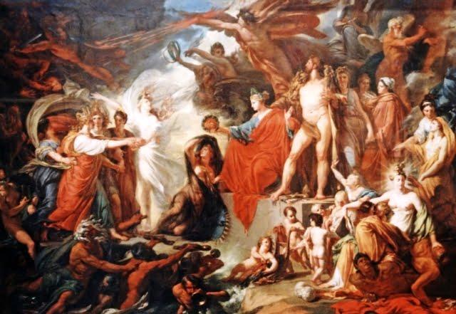 Yunan Mitolojisi hikayeleri