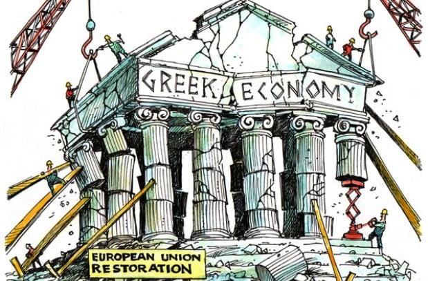 Yunanistan ekonomik kriz