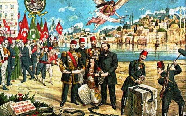 Yunanistan Osmanlıdan ne zaman ayrıldı