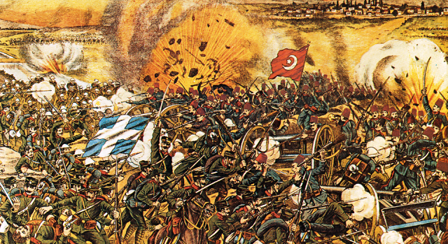 Yunanistan Osmanlı Savaş